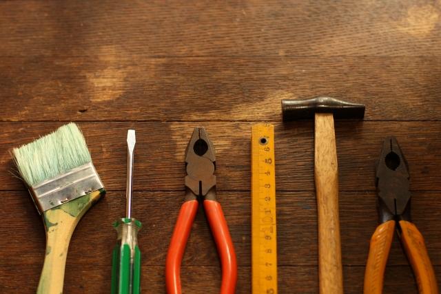 急に一人暮らしをしなければならなくなった人のための「なる早な部屋探し」 その5【初期投資削減編②家具はDIYで自作しよう!】