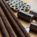 DIYで使える!鉄を錆びさせるアンティーク塗装とエイジング加工の比較(大惨事もあるよっ)