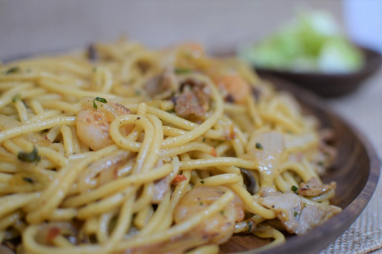 ロメスパの名店「大手町リトル小岩井」の醤油バジリコを真似て作ってみたらめちゃ美味かったのでレシピ掲載!