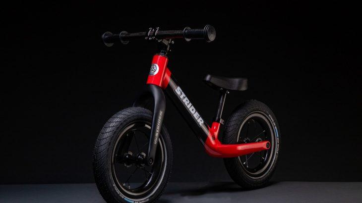 カーボンだと!?幼児・キッズに人気のランニングバイク「STRIDER(ストライダー)」のスペックが高すぎる件