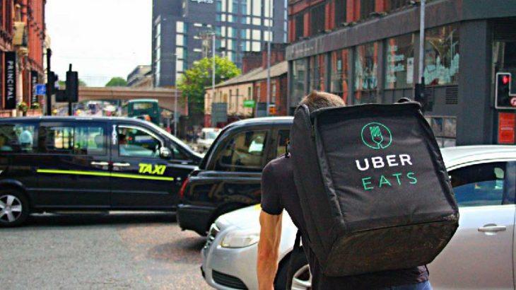 自転車で副業!Uber Eats(ウーバーイーツ)で時給3,000円を目指す!e-bikeかミニベロが最強?効率的な稼ぎ方まとめ