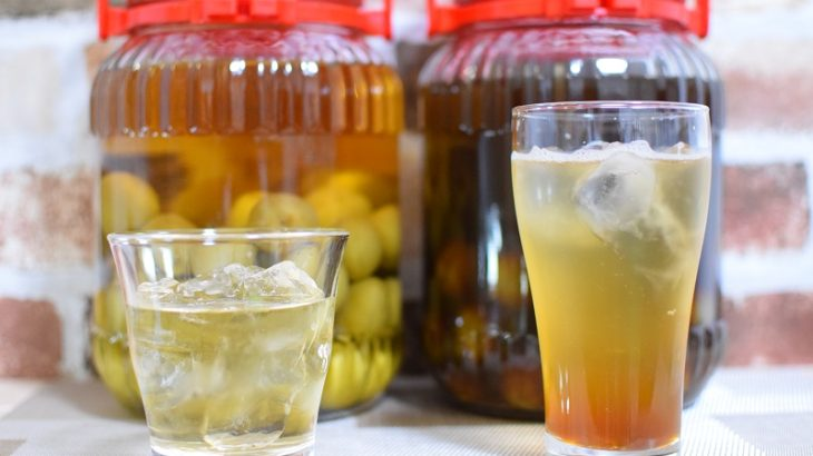 梅酒好きなら青梅のシーズンを逃すな!梅酒・黒糖梅酒の作り方とおいしい飲み方まとめ